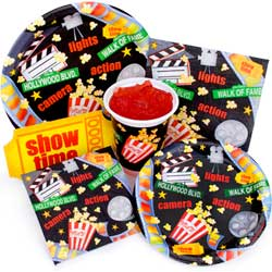 Showtime Party Supplies
