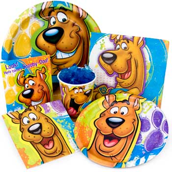 Scooby Doo Party Supplies