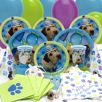 Dog birthday party supply